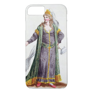 Hyu-Chen, wife of Genghis Khan, from 'Receuil des iPhone 7 Case