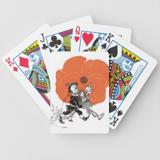 i111_wizard bicycle playing cards