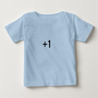 i1+1 = Love <3 Partner Family T-shirts Fun Baby