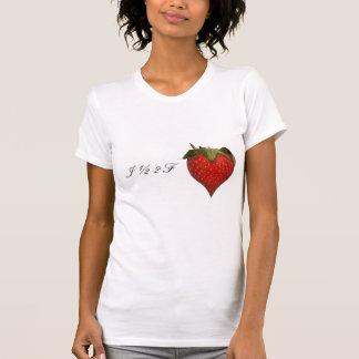 """I 1/2 2 F-Heart"" T Shirt"