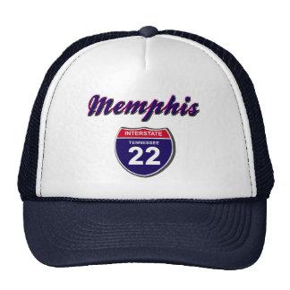I-22 Memphis Hats