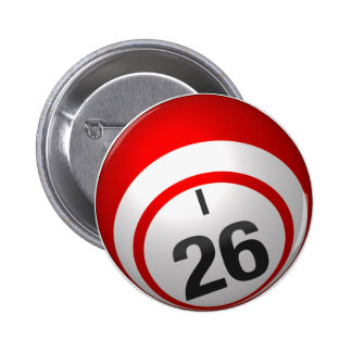 I 26 bingo button
