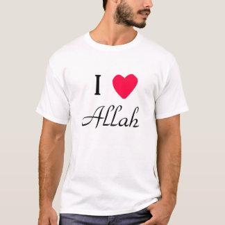 I <3 Allah Tee Shirt