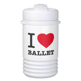 I <3 BALLET DRINKS COOLER