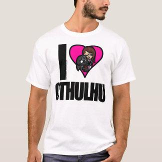 I <3 Cthulhu - Ladies T-Shirt