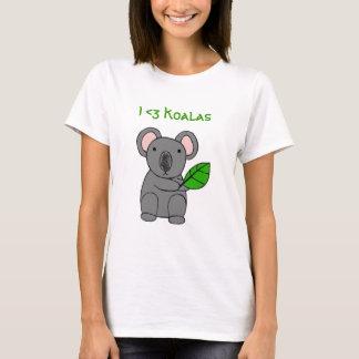 I <3 Koalas #2 T-Shirt