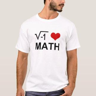 I <3 Math T-Shirt