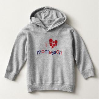 I <3 Montessori Toddler Sweatshirt