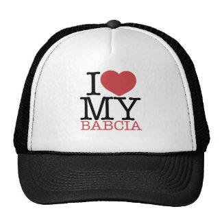 I <3 My Babcia Cap