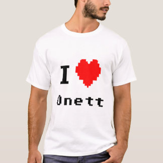 I <3 Onett T-Shirt