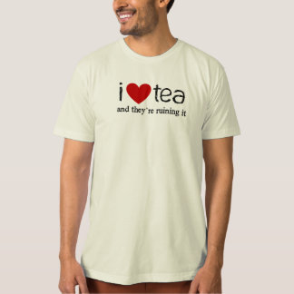 i <3 tea-shirt T-Shirt