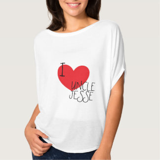 I <3 Uncle Jesse...Forever T-shirts