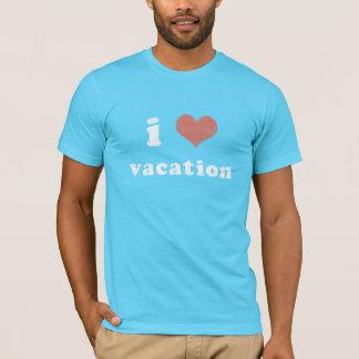 i <3 vacation T-Shirt