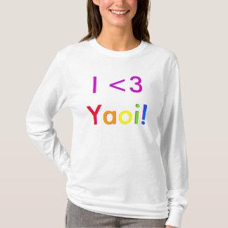 I <3 Yaoi! T-Shirt