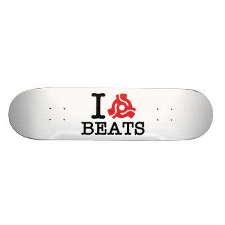 I 45 Adapter Beats Skate Board Deck