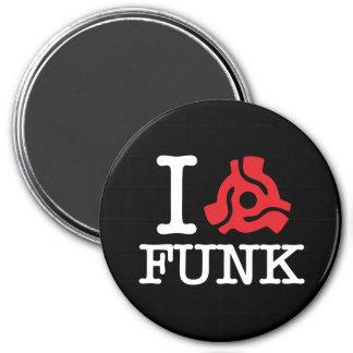 I 45 Adapter Funk Fridge Magnet