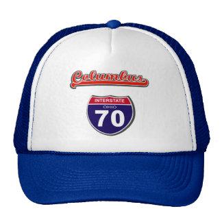 I-70 Columbus Trucker Hat