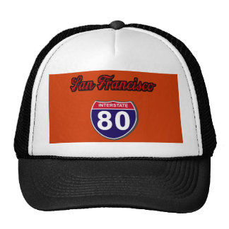 I-80 San Francisco Cap
