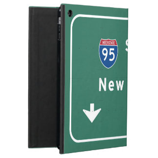 I-95 Interstate New York Empire State NY Highway iPad Air Cases