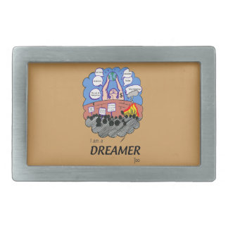I a.m. to Dreamer too Belt Buckle