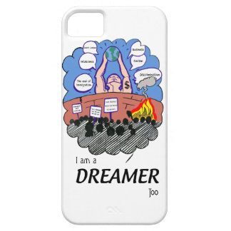 I a.m. to Dreamer too iPhone 5 Cover