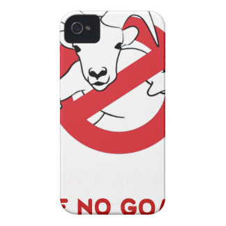 I aint no goat, animals pets gift t shirt iPhone 4 case