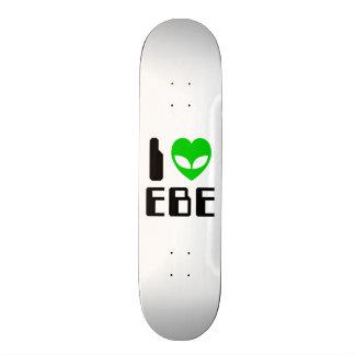 I Alien Heart EBE Skate Boards