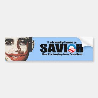 I already have a savior 2 bumper sticker