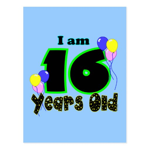 16 Years Old Birthday Www Imgkid Com The Image Kid Has It