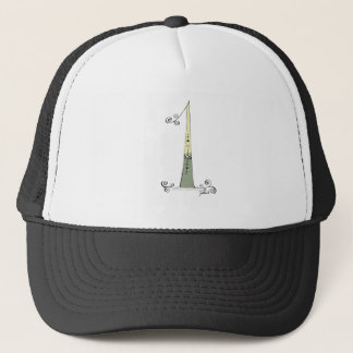 I Am 1 from tony fernandes design Trucker Hat