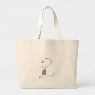 I Am 2 from tony fernandes design Large Tote Bag