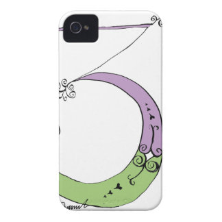 I Am 3 yrs Old from tony fernandes design iPhone 4 Case