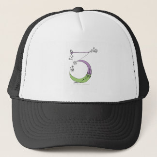 I Am 3 yrs Old from tony fernandes design Trucker Hat