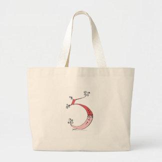I Am 5 yrs Old from tony fernandes design Large Tote Bag