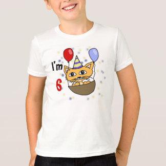 I am 6 anniversary T-Shirt