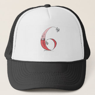 I Am 6 yrs Old from tony fernandes design Trucker Hat