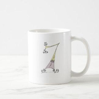I Am 7 yrs Old from tony fernandes design Coffee Mug