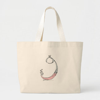 I Am 9 yrs Old from tony fernandes design Large Tote Bag