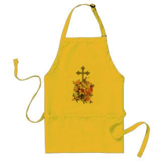 I am  a christian standard apron