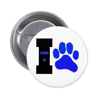 I am a Cub buttons