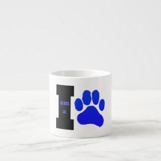I am a cub espresso mug 6 oz ceramic espresso cup