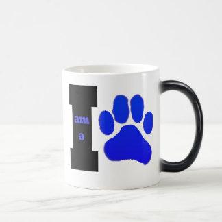 I am a cub morphing mug