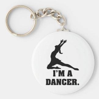 I am a Dancer Key Ring