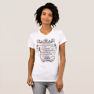 I AM A DECEMBER GIRL TSHIRT
