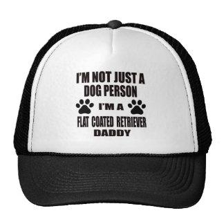 I am a Flat-Coated Retriever Daddy Trucker Hat