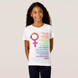 I am a Girl T-Shirt
