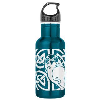 I am a Hawk: Snow 532 Ml Water Bottle