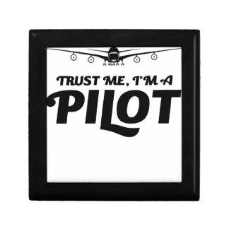 I am a Pilot Gift Box