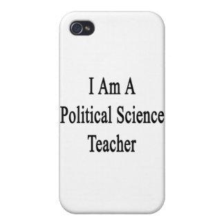 I Am A Political Science Teacher iPhone 4/4S Case