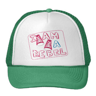 I Am A Rebel Cap